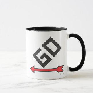 Pass Go Mug