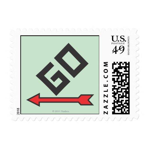 Pass Go Postage