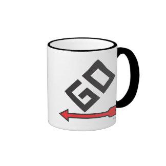 Pass Go Ringer Mug