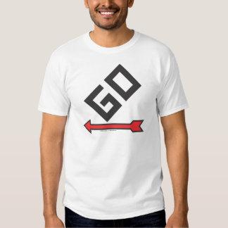 Pass Go T Shirts