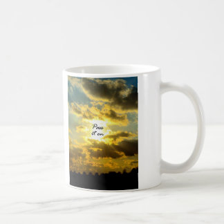 Pass It On Classic White Coffee Mug