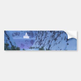 Pass of Light Bumper Sticker