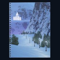 Pass of Light Notebook