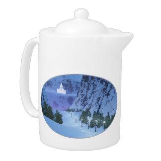 Pass of Light Teapot