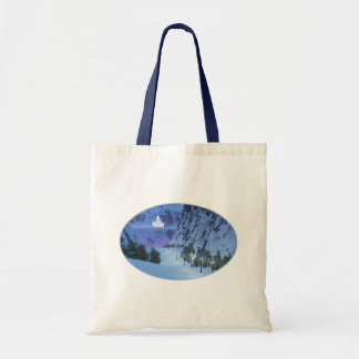 Pass of Light Tote Bag