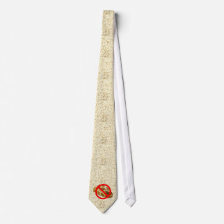 Pass Over the Bread Pesach Tie