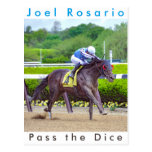 Pass the Dice & Joel Rosario Postcard