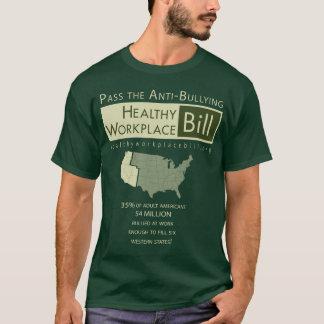 Pass the HWB! (Front print, portrait) T-Shirt