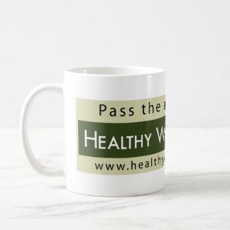 Pass the HWB mug! Coffee Mug