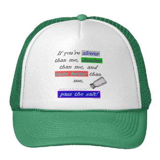 Pass the Salt Trucker Hat