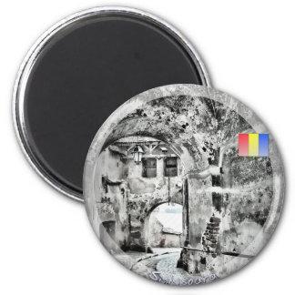 Passage 2 Inch Round Magnet