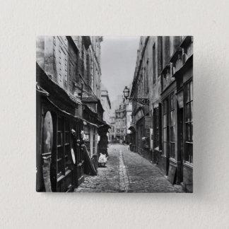Passage de la Petite Boucherie Button