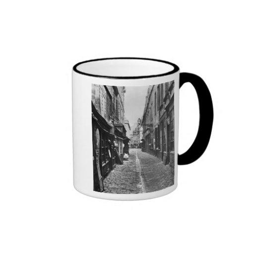 Passage de la Petite Boucherie Ringer Coffee Mug