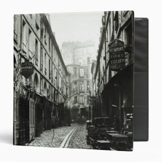Passage du Dragon, Paris, 1858-78 Binder