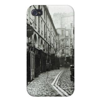 Passage du Dragon, Paris, 1858-78 iPhone 4 Cases