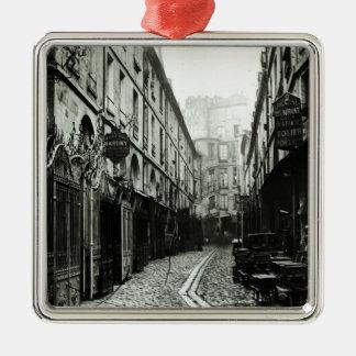 Passage du Dragon, Paris, 1858-78 Metal Ornament