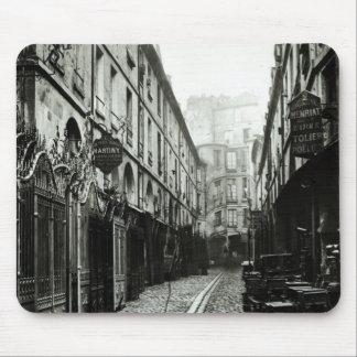 Passage du Dragon, Paris, 1858-78 Mouse Pad