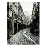 Passage du Dragon, Paris, 1858-78 Postcard