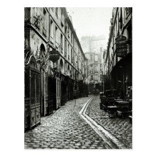 Passage du Dragon, París, 1858-78 Tarjetas Postales