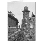 Passage Island Lighthouse Card