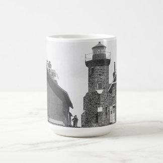 Passage Island Lighthouse Coffee Mug
