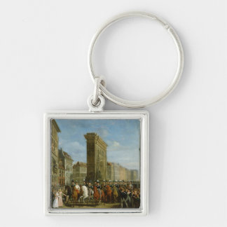 Passage of Allied Sovereigns Keychain