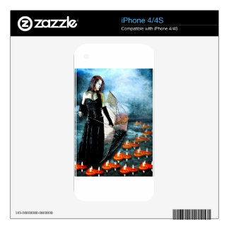 PASSAGE OF LIGHT THROUGH THE STORM.jpg Skins For The iPhone 4S