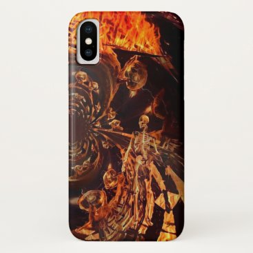 Passage to hell iPhone x case