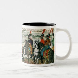 Passage to Po Two-Tone Coffee Mug