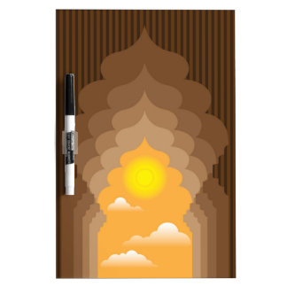 Passage to the Sun vector Dry-Erase Board