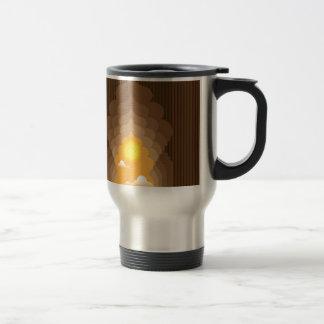 Passage to the Sun vector Travel Mug
