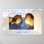 Passage to Utopia Print