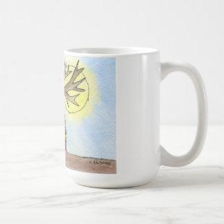 Passage to Wonderlandia Classic White Coffee Mug