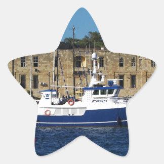 Passagemaker Fram Star Sticker