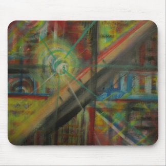 Passages Mouse Pad