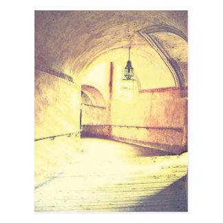 Passageway Postcard