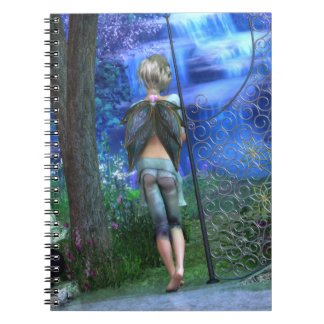 Passageway to Peacefulness Notebook