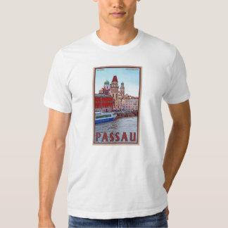 Passau - Donau Waterfront Tee Shirt