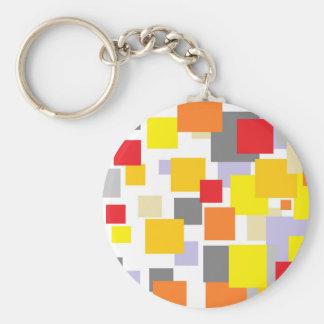 Passe Confetti Keychain