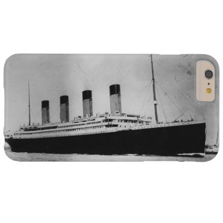 Passenger Liner Steamship RMS Titanic Barely There iPhone 6 Plus Case