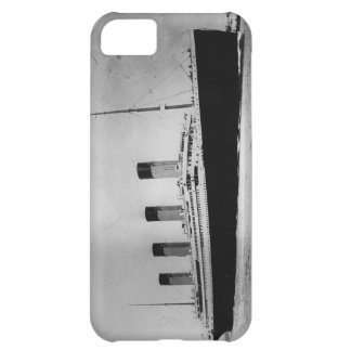 Passenger Liner Steamship RMS Titanic iPhone 5C Cover