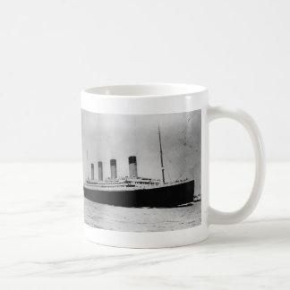 Passenger Liner Steamship RMS Titanic Coffee Mug