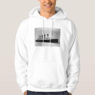 Passenger Liner Steamship RMS Titanic Hoodie