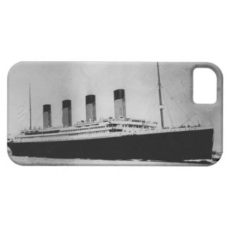 Passenger Liner Steamship RMS Titanic iPhone SE/5/5s Case