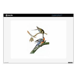 "Passenger Pigeon John Audubon Birds of America 15"" Laptop Decals"