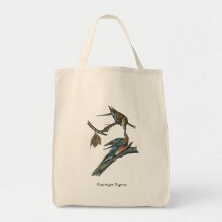 Passenger Pigeon, John Audubon Tote Bag
