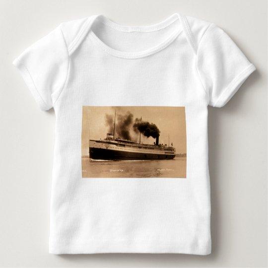 Passenger Steamer Juniata - Louis Pesha Baby T-Shirt