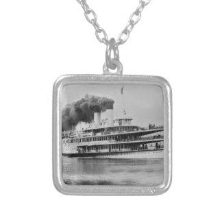 Passenger Steamer Tashmoo Great Lakes  Louis Pesha Pendant