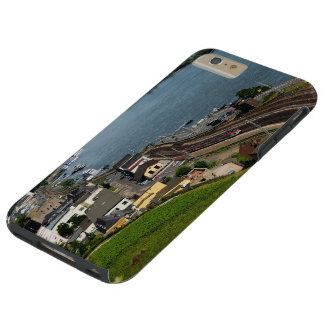 Passenger train in coarse home on the Rhine Tough iPhone 6 Plus Case