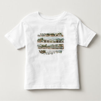 Passengers and freight the first French line T Shirts